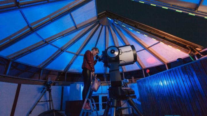 Тюменцы увидят первый звездный дождь Лириды