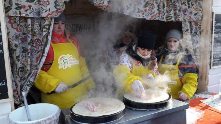 В Ярославле открылся фестиваль уличной еды: смотрим цены