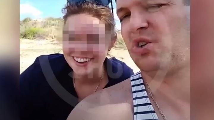 Опубликовано последнее видео погибшего на катамаране полицейского
