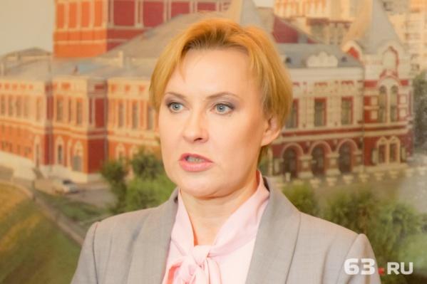Елену Лапушкину выбрали через конкурс
