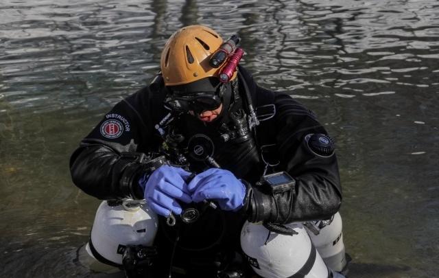 Самой глубоководной пещере России грозит экологическая катастрофа
