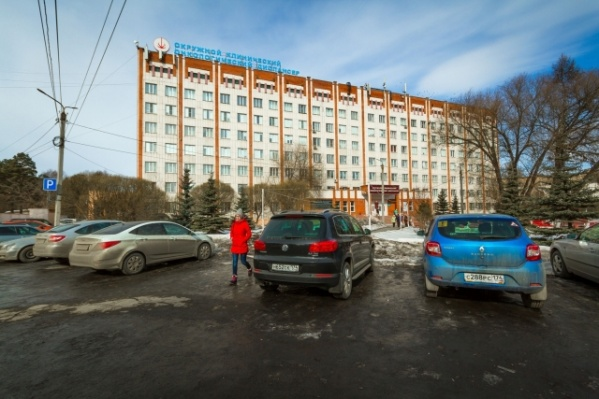 Новый центр появится на территории Челябинского областного центра онкологии и ядерной медицины