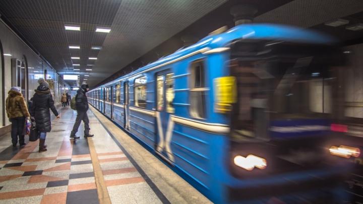 В Самаре затапливает технические помещения станции метро «Российская»