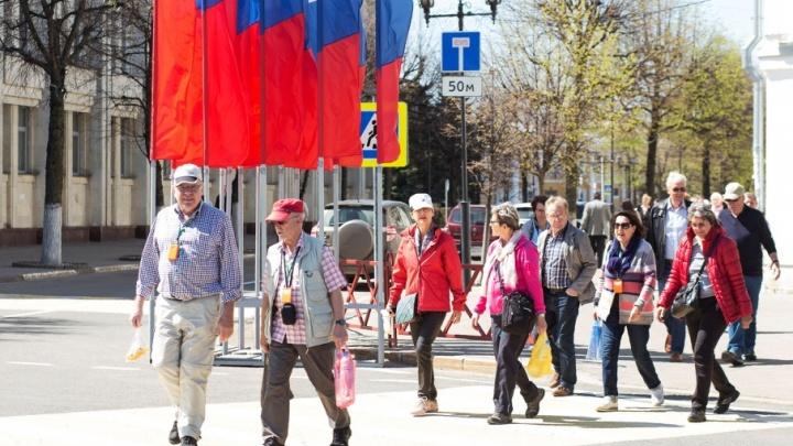 Туристы назвали Ярославль одним из самых гостеприимных городов страны