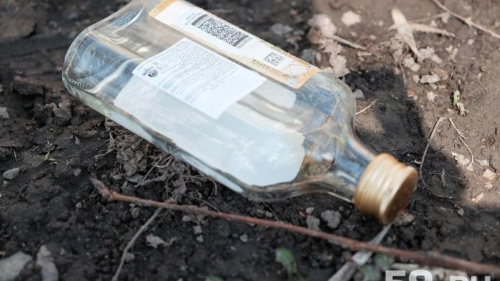 Двух пермяков осудили за продажу опасного для жизни алкоголя
