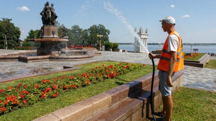 В Волгоград возвращается 30-градусная жара