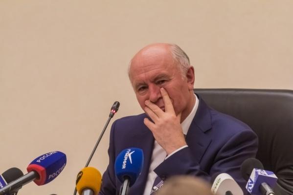Николай Меркушкин займется проблемами финно-угорских народов