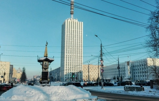 Создание комфортной городской среды Архангельска в руках его жителей