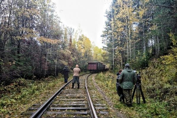 Съемки фильма проходили в Пермском крае