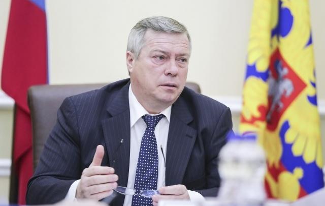 Василий Голубев отправил телеграмму с соболезнованиями губернатору Санкт-Петербурга