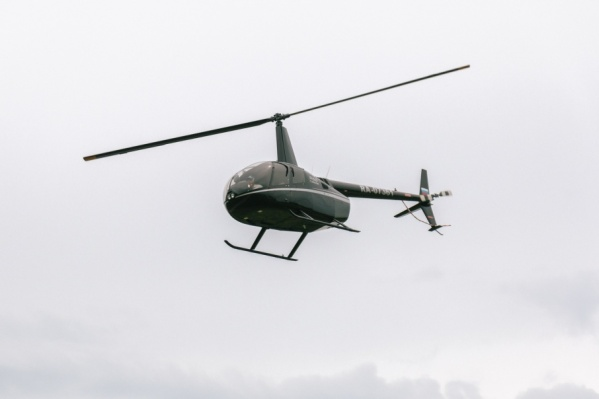 Вертолетный центр построят на улице Дальней
