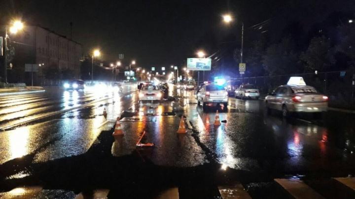 Трагедия в ночном Челябинске: пенсионерка погибла под колесами автомобиля