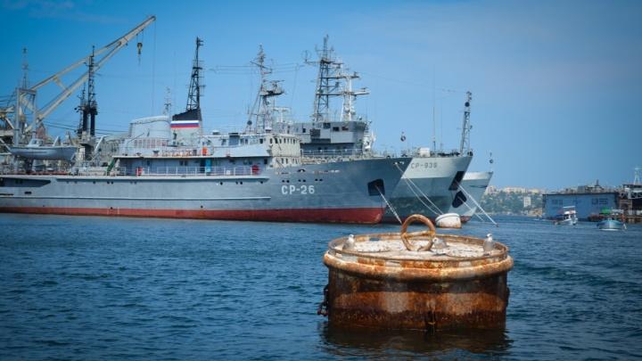 На два часа разница: время проведения парада боевых кораблей и авиашоу в Ростове изменилось