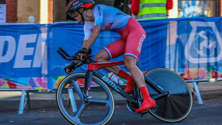 Четыре тюменских велосипедиста борются за медали на мировых соревнованиях в Норвегии