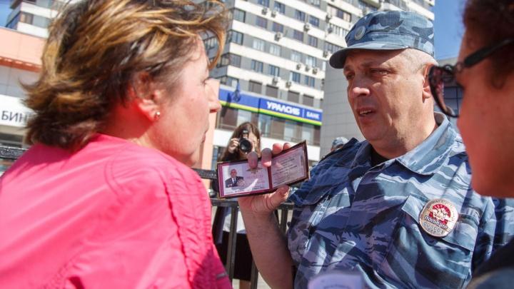 В Волгограде осудили «главную дарительницу гроба губернатору»