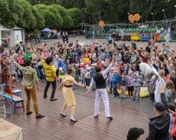 Сбербанк поддержал VI Международный фестиваль уличных театров PermInterFest