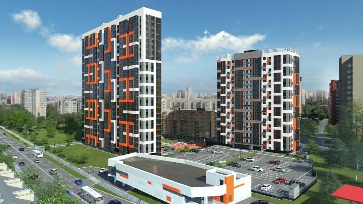 В центре Перми можно купить квартиру комфорткласса за 1609 тысяч рублей