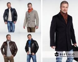 Новинки мужской моды от BUFFALO