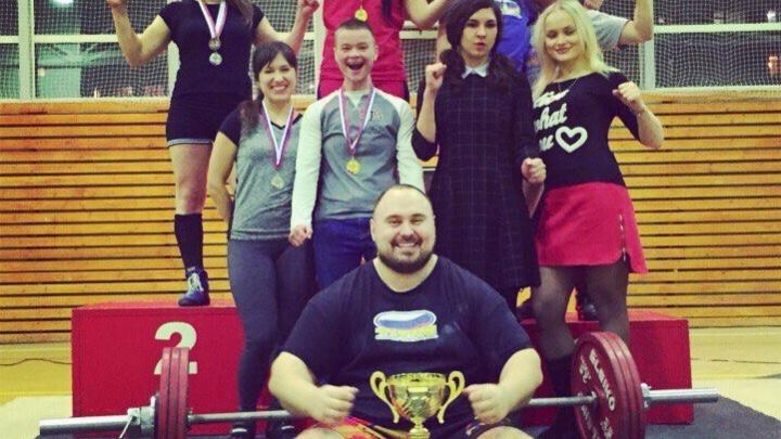 На зональных соревнованиях по пауэрлифтингу северяне взяли 15 наград