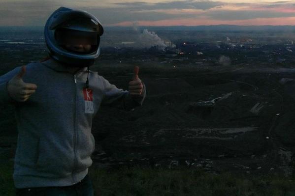 Молодой человек приехал служить в Пермь из Магнитогорска
