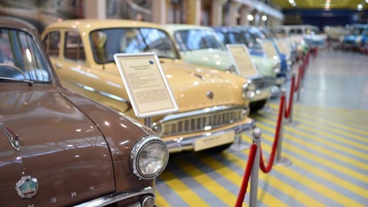 Музей автотехники УГМК в Верхней Пышме в феврале начнет переезд на новую площадку