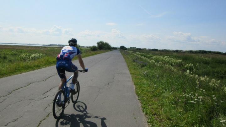 Путешествие из Архангельска в Астрахань совершит велосипедист из Сочи