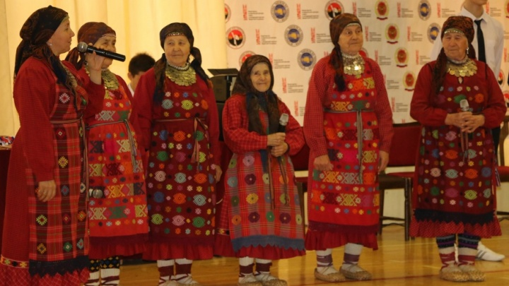 В День народного единства в Перми выступят «Бабушки из Бураново»