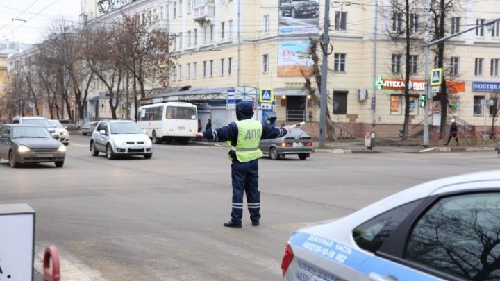 Митинг коммунистов устроил транспортный коллапс в Ярославле