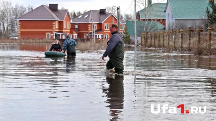 Дюжина апрельских событий в Уфе: от большой воды до большой беды