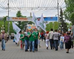 Около 1400 волгоградцев зарегистрировались для участия в «Зеленом марафоне»