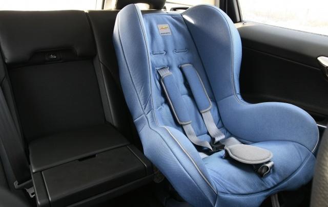 В Прикамье за день оштрафовали 130 водителей за перевозку детей без специального кресла