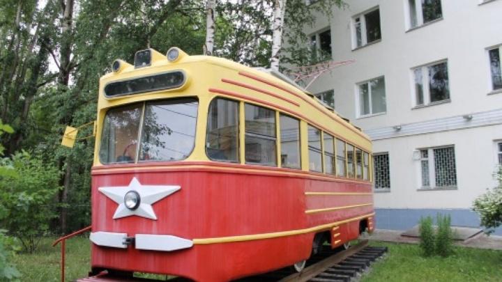 В «Ночь музеев» пермякам расскажут мифы о трамваях и троллейбусах