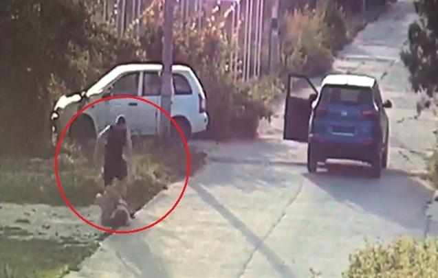 Под Волгоградом мужчина жестоко избил соседку за замечание
