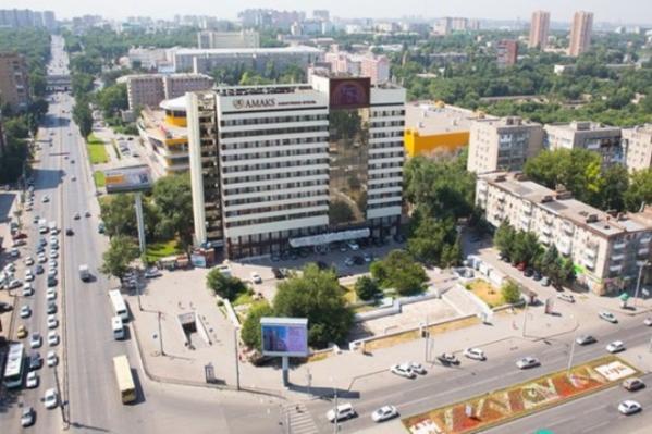 Жители площади Ленина просят вернуть на место старый фонтан и зону отдыха