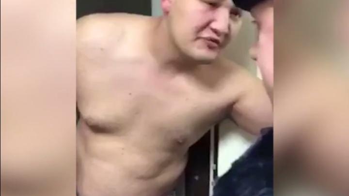 Появилось видео с матерящимся сыном главного следователя Волгограда