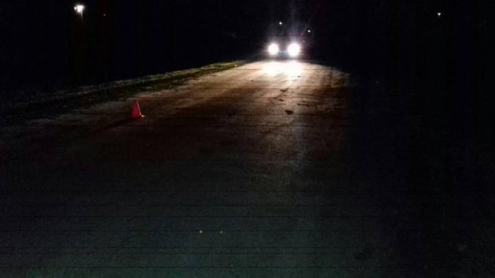 В Тюменской области пьяный водитель «Лады» сбил 14-летнюю школьницу