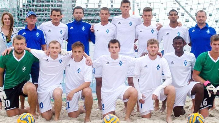 Пляжные футболисты «Крыльев Советов» сыграют свою первую игру на чемпионате России с питерцами