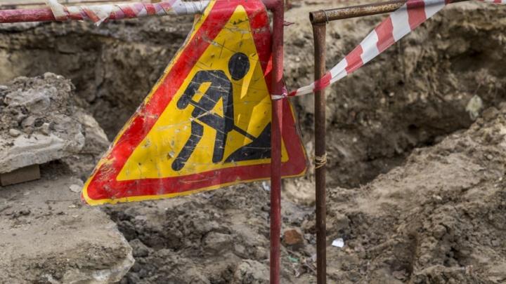 Дорожников и водопроводчиков Волгограда найдут и накажут за разрушенные дороги
