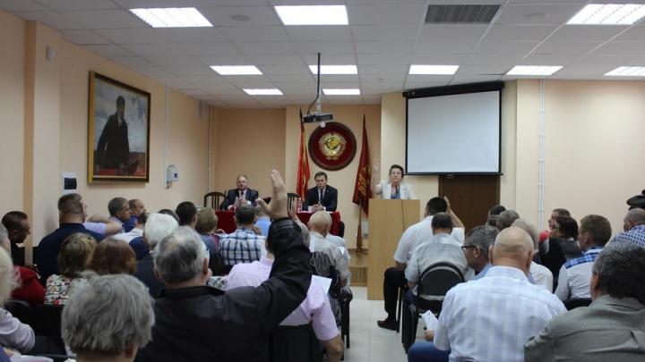 Волгоградские коммунисты выберут себе лидера в 2018 году