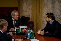 В Перми открылся Всероссийский форум национального единства