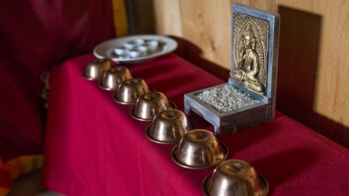 Ярославские буддисты набирают людей в воскресную школу