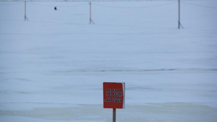 Ледостав в Поморье задерживается на 20 дней