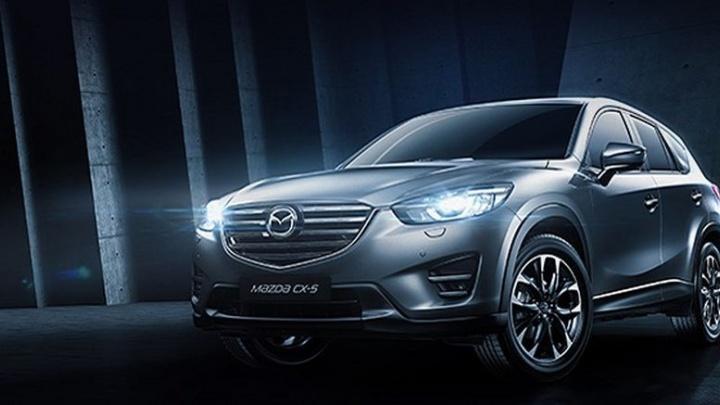 Уходим в минус: выгодные условия на финальную партию Mazda CX-5 в Автомире