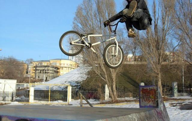 Стало известно, когда откроют скейт-парк в Струковском саду