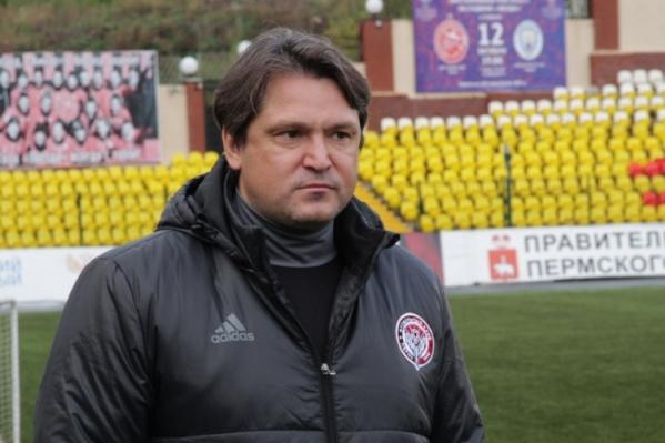 Вадим Евсеев вернулся в Пермь