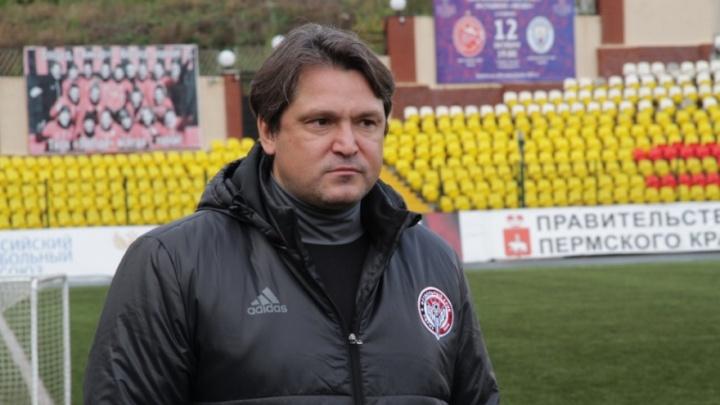 В пермский «Амкар» вернулся тренер Вадим Евсеев