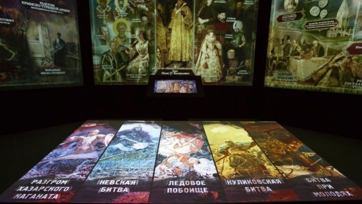 На перекрестке эпох: в Волгограде открыли музей «Россия – моя история»