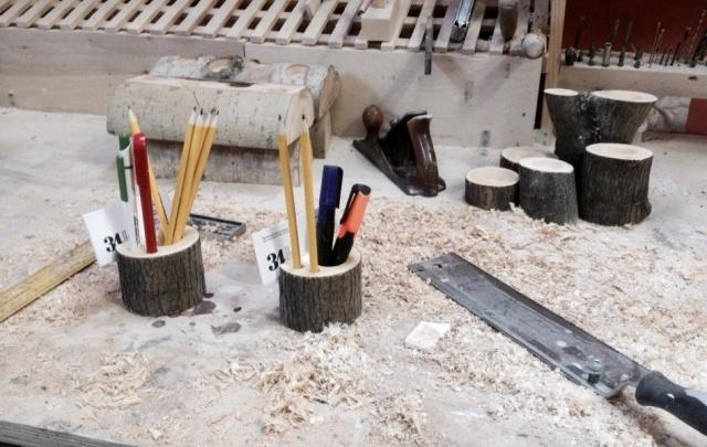Столяры научат пермяков делать скворечники, табуретки и мебель из дерева