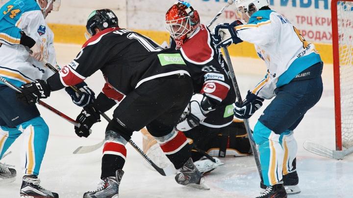 Состав тюменского «Рубина» могут усилить хоккеисты из Канады
