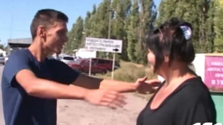 Консульство Украины потребовало с юноши, который три дня плавал в море на батуте, денег за помощь